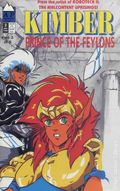 Kimber Prince of the Feylons (1992 Antarctic Press) 2