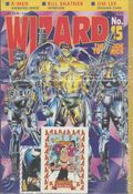 Wizard the Comics Magazine (1991) 15P