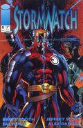 Stormwatch (1993 1st Series) 0P