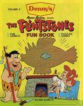 Denny's The Flintstones Fun Book (1988) 6