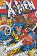 X-Men (1991 1st Series) 4-CXSIGNED