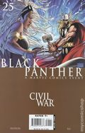 Black Panther (2005 Marvel 3rd Series) 25A