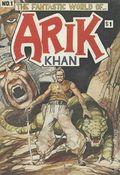 Arik Khan, The Fantastic World of (1978) 1