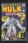 Incredible Hulk (1962-1999) Marvel Legends Reprint 1