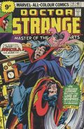 Doctor Strange (1974) UK Edition 14UK