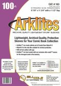 Comic Sleeve: Magazine Arklite 100pk (#163-100)