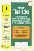 Comic Sleeve: Standard Time-Loks 1pk (#714-001)