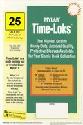 Comic Sleeve: Standard Time-Loks 25pk (#714-025)