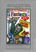 Marvel Masterworks Fantastic Four HC (2003-Present Marvel) 4-1ST
