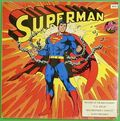 Superman Book and Record Set (1975) Peter Pan/Power Records 8156