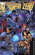 Weapon Zero (1995 1st Series) Special Edition Autographed 1B
