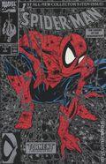 Spider-Man (1990) 1SILVERSTAMPED
