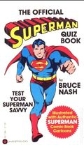 Official Superman Quiz Book PB (1978 Warner) 1-1ST