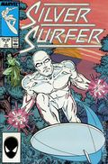 Silver Surfer (1987 2nd Series) Mark Jeweler 7MJ
