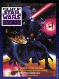Art of Star Wars Galaxy SC (1994) 1-1ST