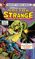 Doctor Strange PB (1978-1979 Pocket Book) Marvel Comics Series 2-1ST