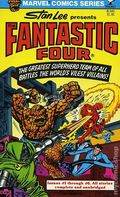 Fantastic Four PB (1977 Pocket Books) Marvel Comics Series 1-1ST