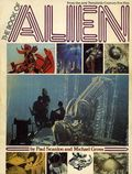 Book of Alien SC (1979 Heavy Metal/Futura Edition) 1-1ST