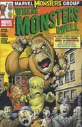 Marvel Monsters Where Monsters Dwell (2005) 1