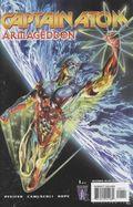 Captain Atom Armageddon (2005) 1A