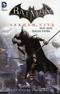 Batman Arkham City TPB (2012 DC) 1-1ST