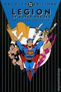 DC Archive Editions Legion of Super-Heroes HC (1990-2012 DC) 12-1ST