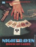 Night Raven House of Cards GN (1991 Marvel) 1-1ST