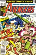 Avengers (1963 1st Series) Mark Jewelers 163MJ
