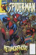 Amazing Spider-Man (1963 1st Series) Marvel Legends Reprint 437