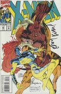 X-Men (1991 1st Series) 28DFSIGNED