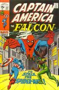Captain America (1968 Marvel 1st Series) National Diamond 137NDS