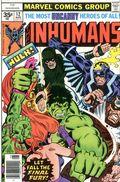 Inhumans (1975 1st Series) 35 Cent Variant 12