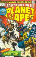 Adventures on the Planet of the Apes (1975) Kubert Collectio 1KC