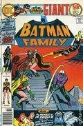 Batman Family (1975 1st Series) Kubert Collection 7KC
