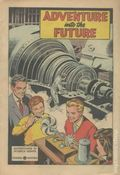 Adventure into the Future (1952) General Electric giveaway 1952SS