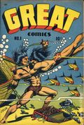 Great Comics (1945 Novack) 1D