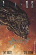 Aliens Tribes HC (1992 Dark Horse) 1-1ST