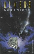 Aliens Labyrinth TPB (1995 Dark Horse) 1-1ST