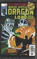 Marvel Milestones Dragon Lord Speedball Man in the Sky 1