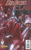 Red Sonja Claw Devils Hands (2006) 2A