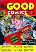 All Good Comics (1944 Fox Giant) 1944