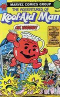 Adventures of Kool-Aid Man (1983 Marvel) 2B