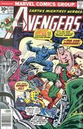 Avengers (1963 1st Series) Mark Jewelers 155MJ