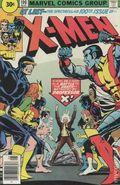 Uncanny X-Men (1963 1st Series) 30 Cent Variant 100