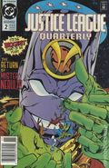 Justice League Quarterly (1990) 2
