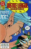 Justice League Quarterly (1990) 4
