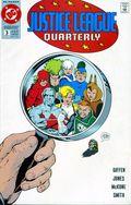 Justice League Quarterly (1990) 3