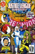 Justice League Quarterly (1990) 7