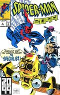 Spider-Man 2099 (1992 1st Series) 4