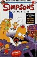 Simpsons Comics (1993) 1A